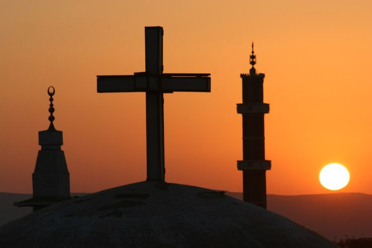 religion richest which religions